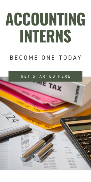 become an accounting intern