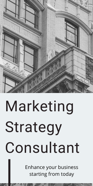 Marketing Strategy Consultants